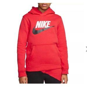 Nike Youth Sportswear Club Pullover Hoodie